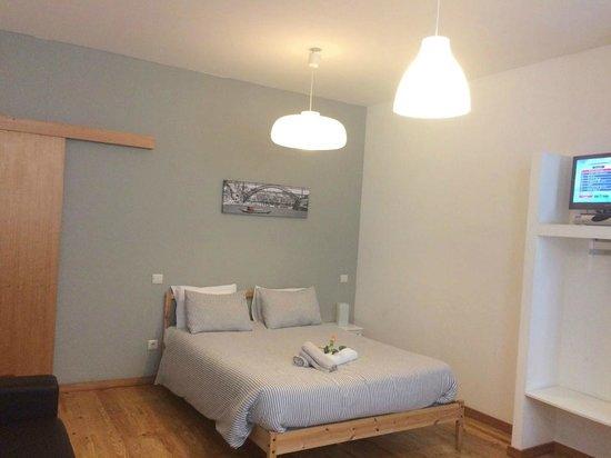 Aparthotel Oporto Sol : Студио на 1 эт.