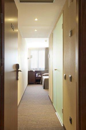 HCC Lugano: Single Room