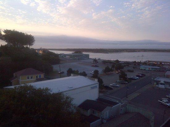 Bandon Inn : Old Town Harbor View, Sunset, Bandon, OR