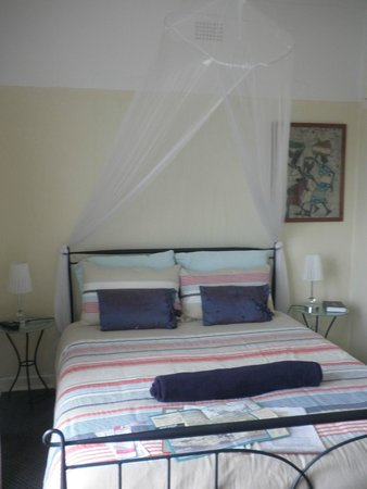 AestAs Bed & Breakfast: Room on the top floor