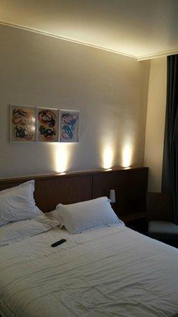 Hotel des Artistes : chambre