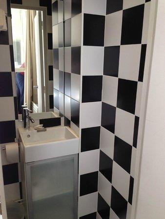 hotel Victoria : Bathroom