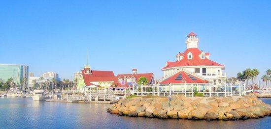 Restaurants On Shoreline Village Drive Long Beach Ca