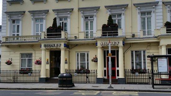 Sidney Hotel London-Victoria: Hotel