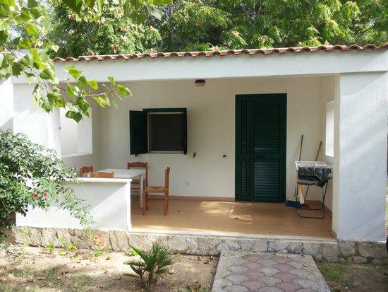 Camping Village San Michele: Villino dove abbiamo alloggiato