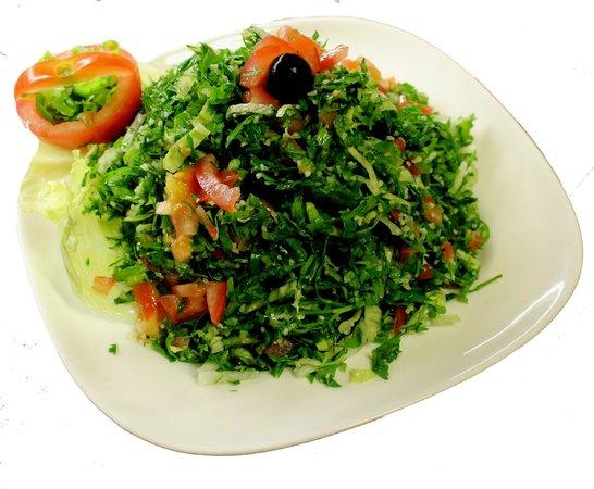 Logo picture of ali baba restaurant sunderland for Ali baba mid eastern cuisine