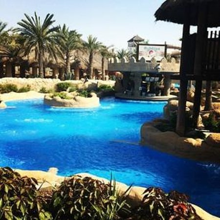 Lost Paradise of Dilmun Water Park: Majestic!