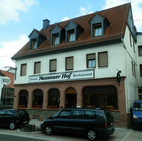 Hotel Nassauer Hof Frankfurt