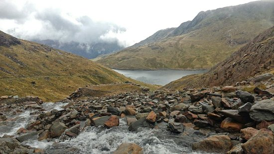 Snowdonia National Park: Miners path