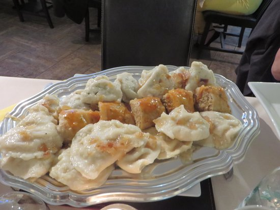 Milena: Dumplings