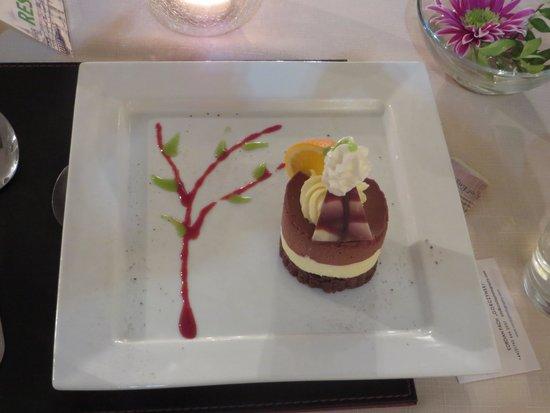 Milena: Cheesecake!