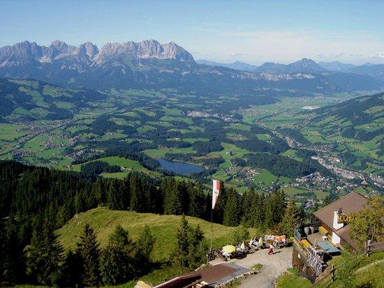 A-ROSA Resort Kitzbühel: Hoch in den Bergen