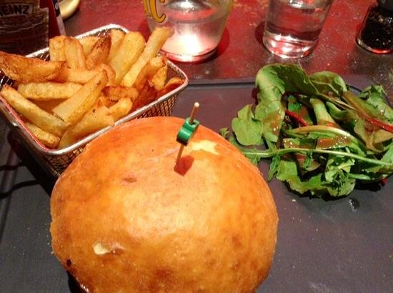 Au bon burger BB : best burgers in France and perfect fries