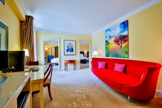 Aria Hotel Prague by Library Hotel Collection: Beethoven Suite