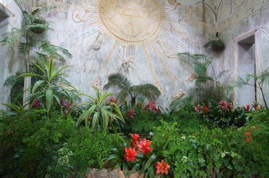 Giardini La Mortella : В Храме Солнца