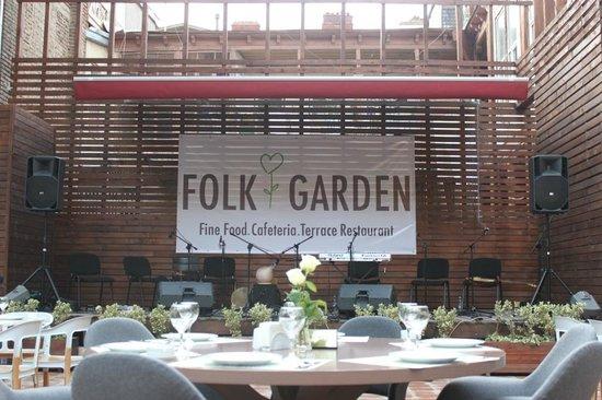 Folk Garden