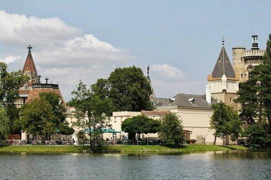 Schlosspark Laxenburg: Laxenburg