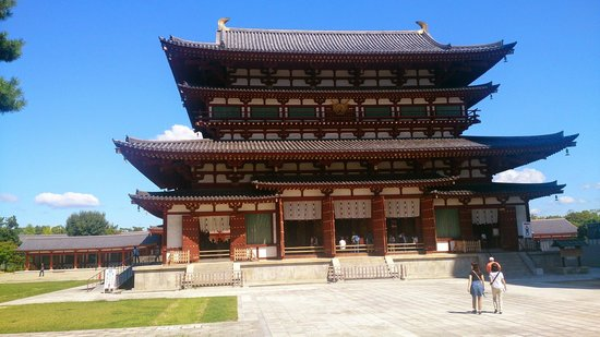 Yakushiji Temple: 金堂