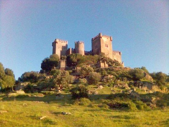 Almodóvar del Río, España: El cerro