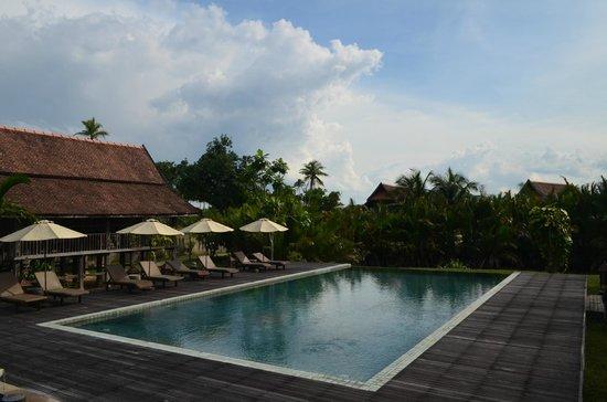 Terrapuri Heritage Village: Pool