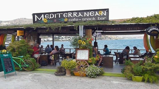 Mediterranean Cafe Snack Bar