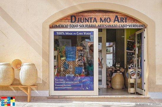Santa Maria, الرأس الأخضر: Djunta mo art shop