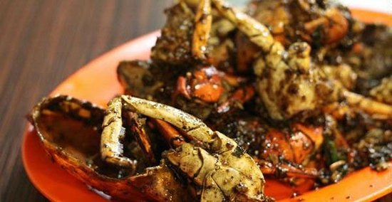 Indah Seafood Keramik Jakarta