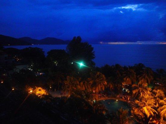PARKROYAL Penang Resort, Malaysia : View from the Lanai Room