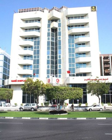 Main building picture of ramee guestline hotel dubai for Tripadvisor dubai hotels