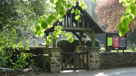 Keepers Lodge: Swithland Church