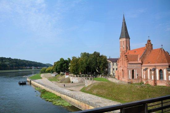 Old Town Kaunas : カウナス