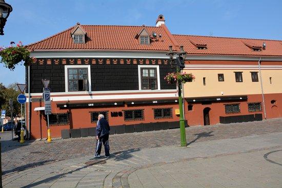 Old Town Kaunas : 旧市街