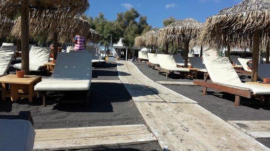 Agios Georgios, Grécia: spiaggia