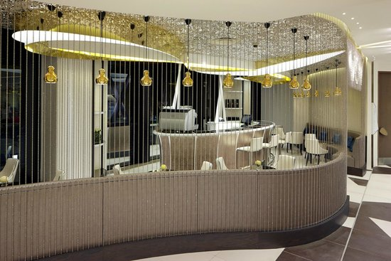 Harvey Nichols Champagne WOW Bar