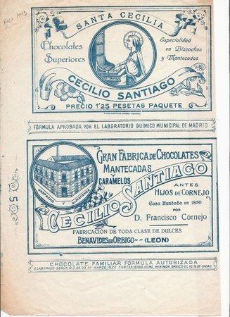 imagen Confitería Santa Cecilia en Benavides