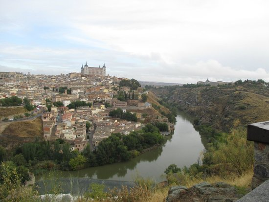 Madrid Cool and Cultural : Toldeo Overlook