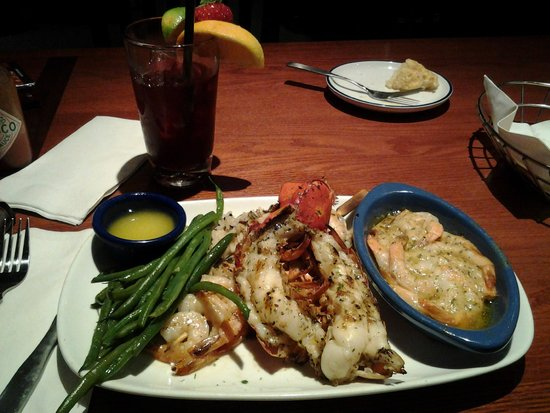 Good food. - Picture of Red Lobster, New York City - TripAdvisor