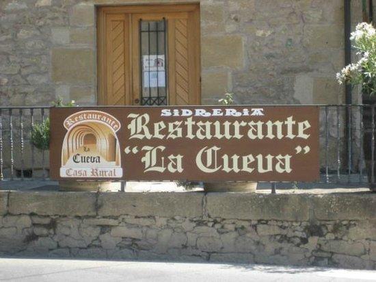 Restaurante la cueva fotograf a de la cueva elciego for Restaurante la cueva zamora