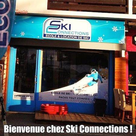 ski connections la salle les alpes frankrig anmeldelser. Black Bedroom Furniture Sets. Home Design Ideas