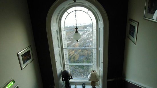 Rockville Hotel: Treppenaufgang