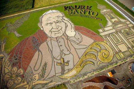 John Paul II Garden