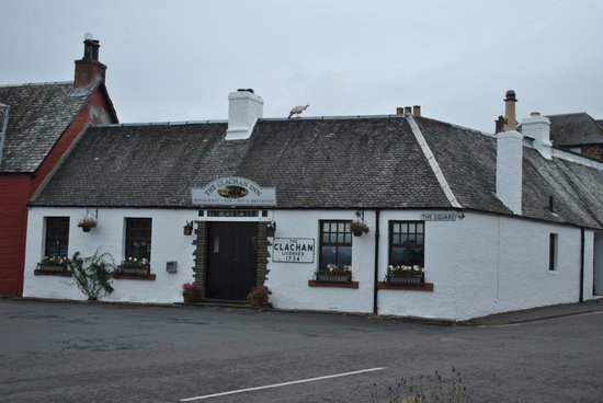 Drymen, UK: The oldest pub in Scotland