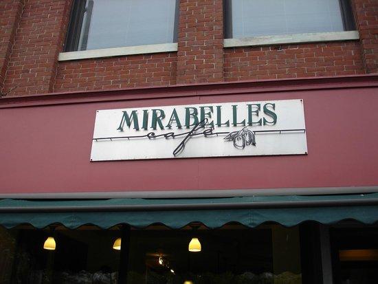 Mirabelles, Burlington VT