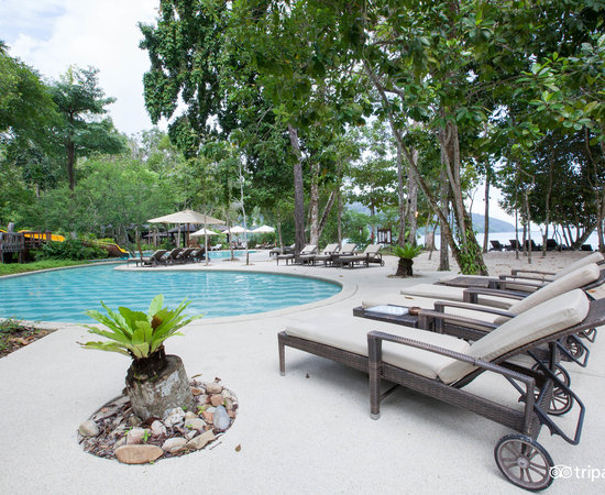 The Adult's Pool at The Andaman, A Luxury Collection Resort