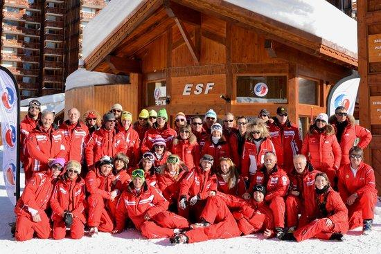 Ecole du Ski Francais - Plagne Bellecôte