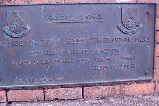 President John F. Kennedy Memorial Park