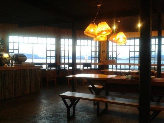 Kau Patagonia: O café do Kau patagônia - Aconchego!