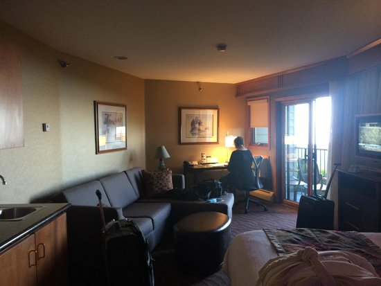 Best Western Plus Superior Inn: Nice Suite
