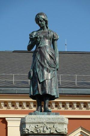 Annchen von Tharau Denkmal