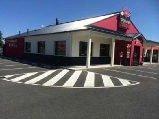 Votre restaurant poivre rouge le mans sud ruaudin for Decathlon le mans sud ruaudin ruaudin